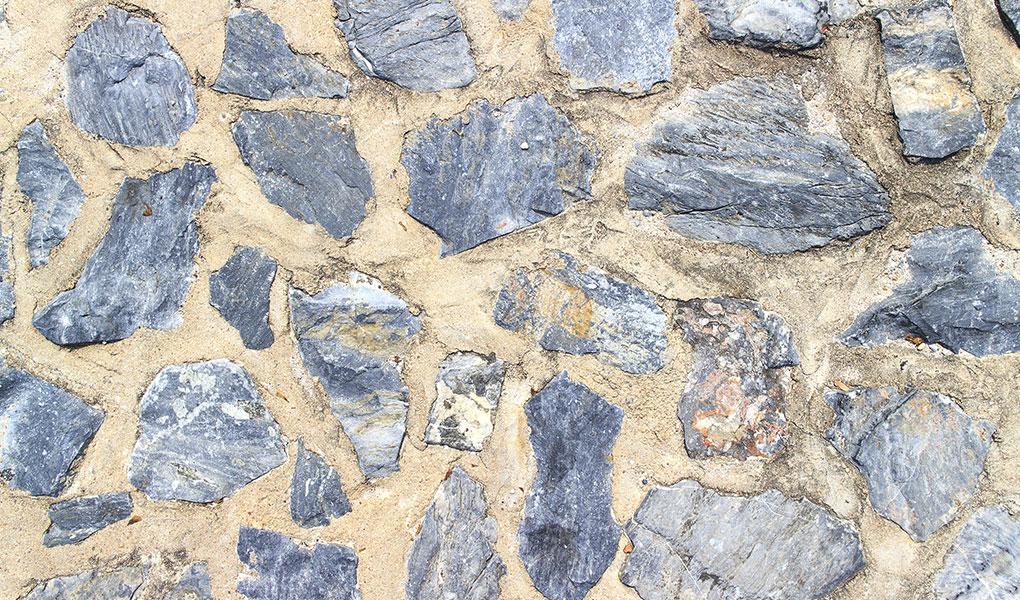 Sylvan Lake Stone Flooring Installation